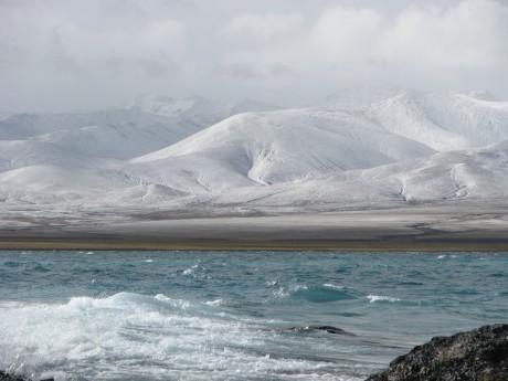Nam-Tso - święte jezioro tybetańskie 22