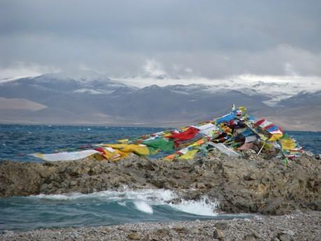 Nam-Tso - święte jezioro tybetańskie 25