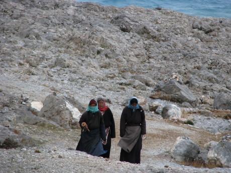 Nam-Tso - święte jezioro tybetańskie 28