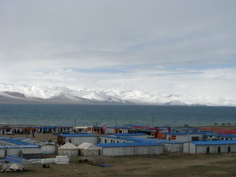 Nam-Tso - święte jezioro tybetańskie 30