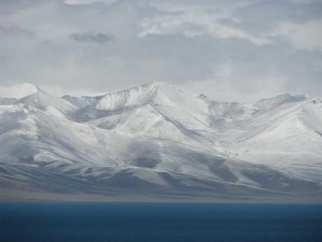 Nam-Tso - święte jezioro tybetańskie 32