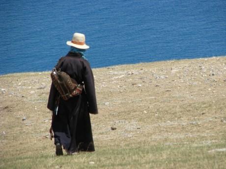 Nam-Tso - święte jezioro tybetańskie 37