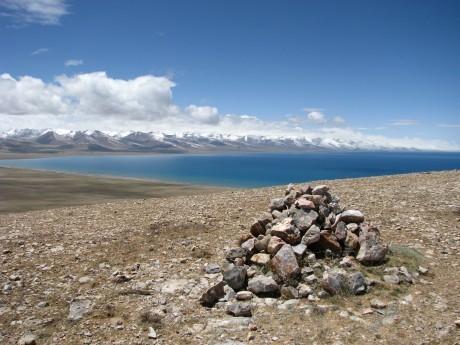 Nam-Tso - święte jezioro tybetańskie 39