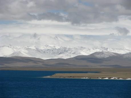 Nam-Tso - święte jezioro tybetańskie 40