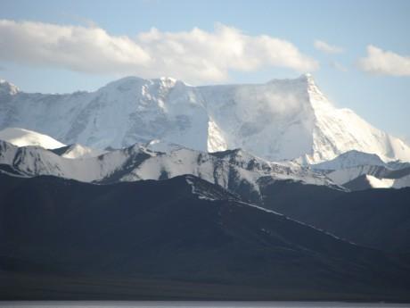 Nam-Tso - święte jezioro tybetańskie 52
