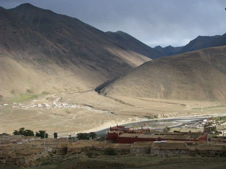 Klasztor wReting, Tybet 11