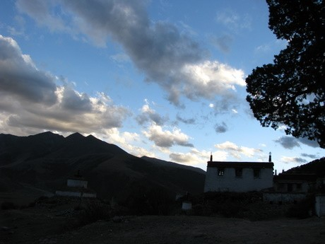 Klasztor wReting, Tybet 17