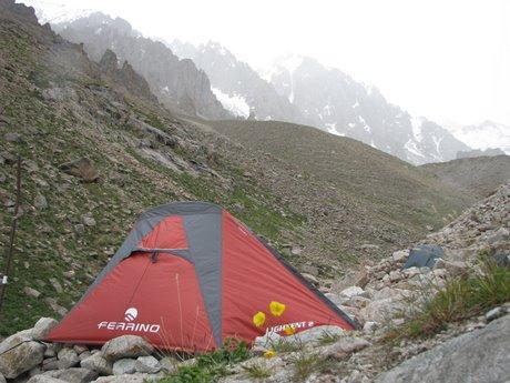 Trzy dni w górach Ala Archa 19