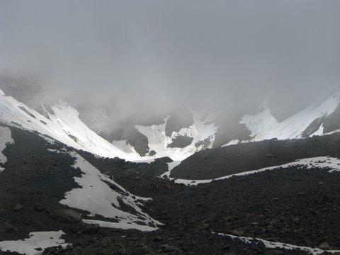 Treking w górach Tien Shan (Kirgistan)