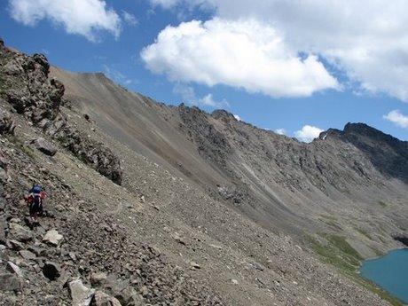 Treking wgórach Tien Shan (Kirgistan) 48