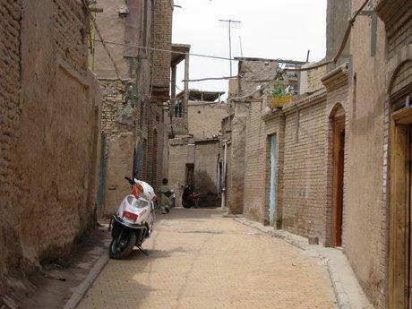 Kashgar - barwny mix kultur 9