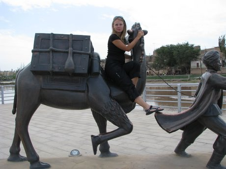 Kashgar - barwny mix kultur 17