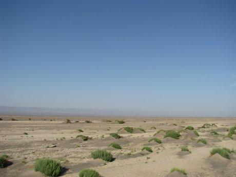 Turpan - chińska Dolina Śmierci 10