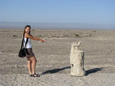 Turpan - chińska Dolina Śmierci 12