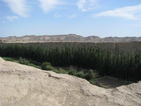 Turpan - chińska Dolina Śmierci 41