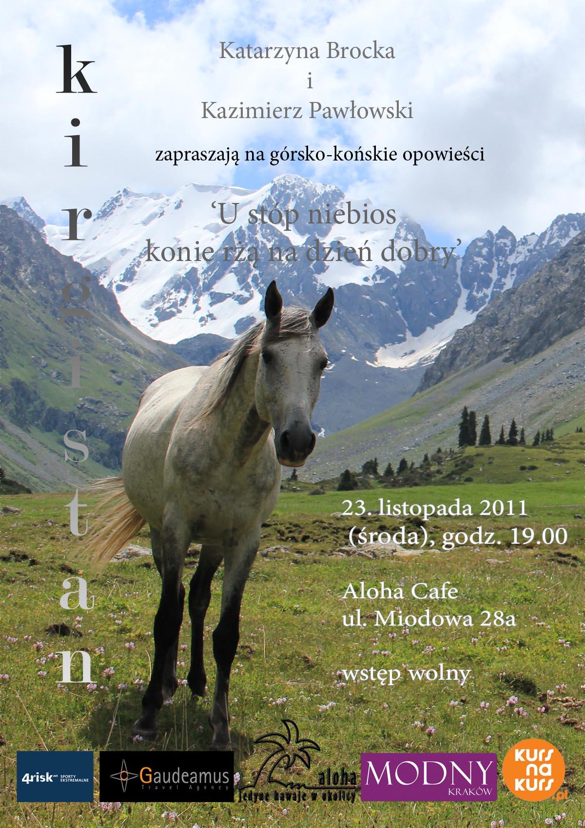 Slajdy - Niesamowity Kirgistan. Tam, gdzie konie rżą na dzień dobry. 2