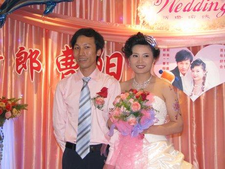 Chiński ślub i chińskie wesele 1