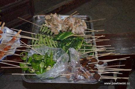Moje Chiny (subiektywnie) - Koszmar sanepidu czyli o warunkach przygotowywania potraw w Chinach 1