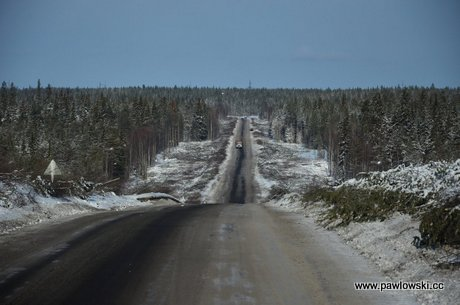 Droga doMurmańska