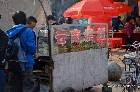 Jedzenie wChinach