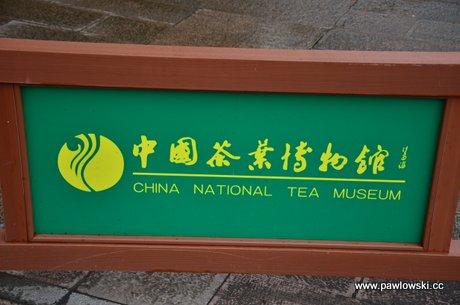 Muzeum herbaty wHangzhou