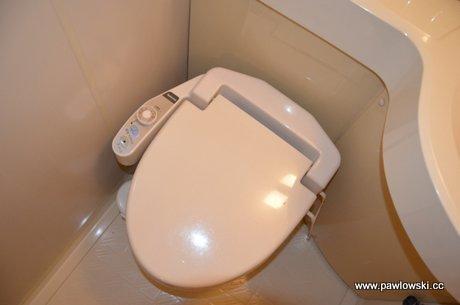 Toalety w Japonii