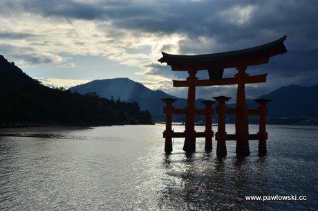 Japonia - Miyajima 1