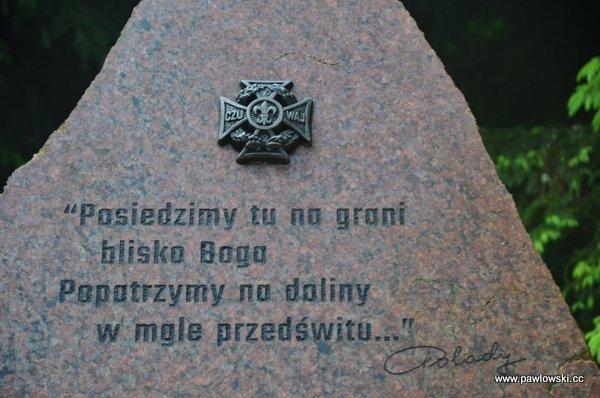 Główny Szlak Sudecki; Bukowiec - Krzeszów 17