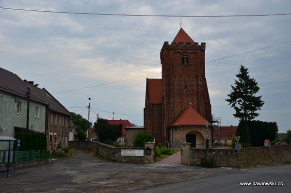Główny Szlak Sudecki; Piotrowice Nyskie - Schronisko PTTK PodBiskupią Kopą 15