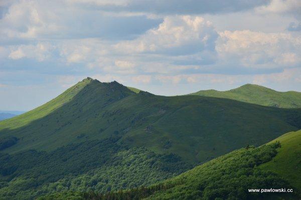 Ustrzyki Górne - Tarnica - Wołosate 18