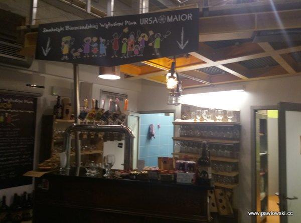 Bieszczadzka Wytwórnia Piwa Ursa Maior 7