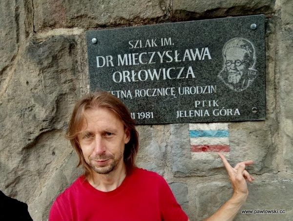Główny Szlak Sudecki; Świeradów Zdrój - Schronisko PTTK Odrodzenie naPrzełęczy Karkonoskiej 13