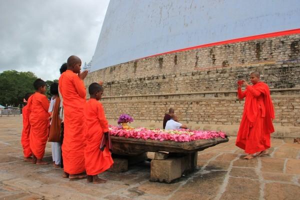 Anuradhapura - pierwsza stolica Sri Lanki 3