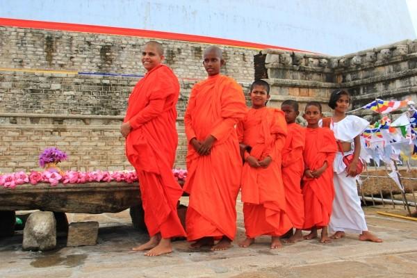 Anuradhapura - pierwsza stolica Sri Lanki 2