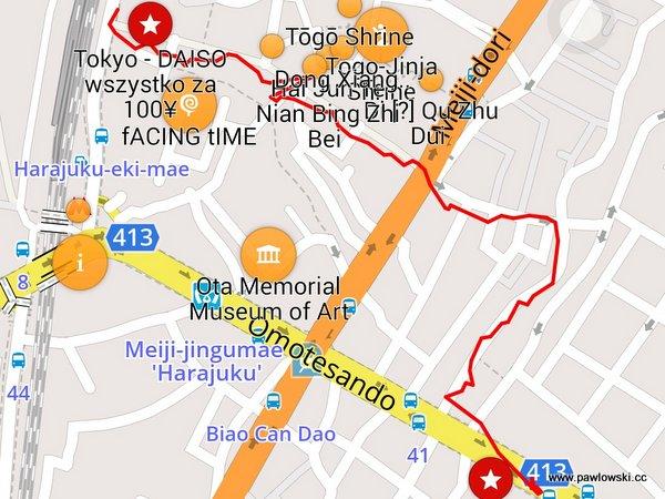 Nawigacja wpodróży - aplikacje GPS 3