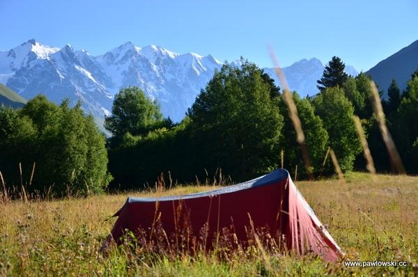 Namiot nawyprawę