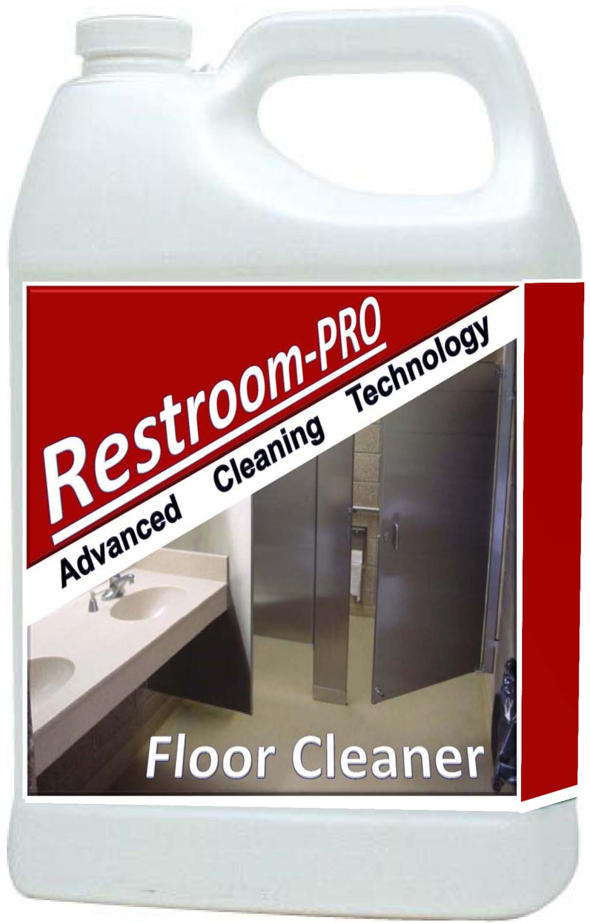 Restroom Pro Odor Eliminator (4) 1 gallon EZ Store Bottles