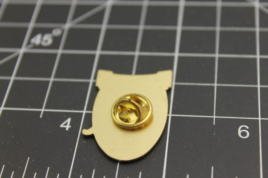 FNAWS Foundation for North American Wild Sheep Lapel Pin Gold Colored 2