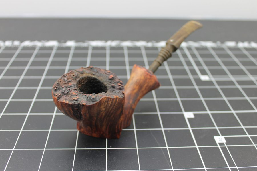 Vintage Custom-Made Premium Quality Tobacco Pipe For Smoking 2