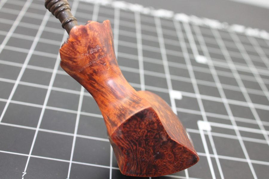 Vintage Custom-Made Premium Quality Tobacco Pipe For Smoking 3