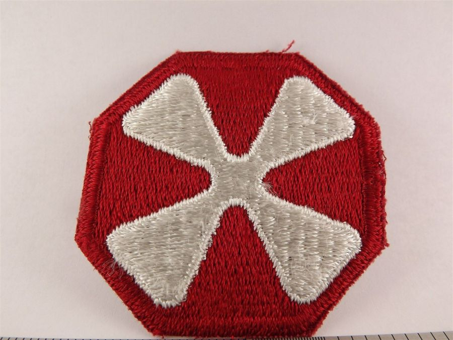 UNITED STATES ARMY 8th Army Iron on Patch BRAND NEW 1