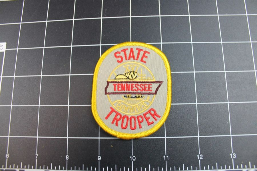 """""""TENNESSEE"""" STATE TROOPER PATCH BRAND NEW 1"""