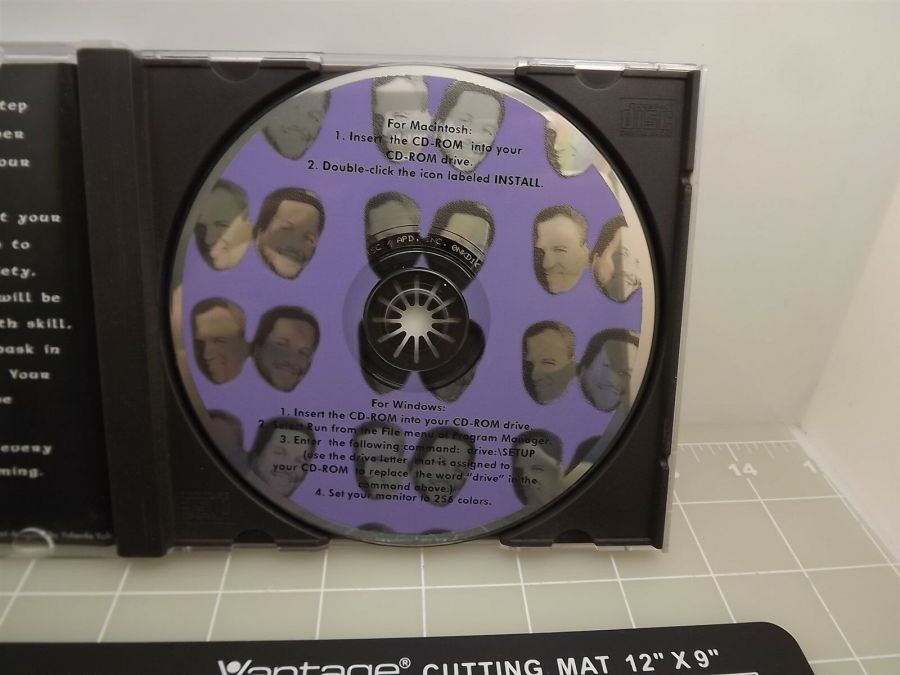 the world of don & mike volume 1 Compact Disc Game Never used CD-ROM 5