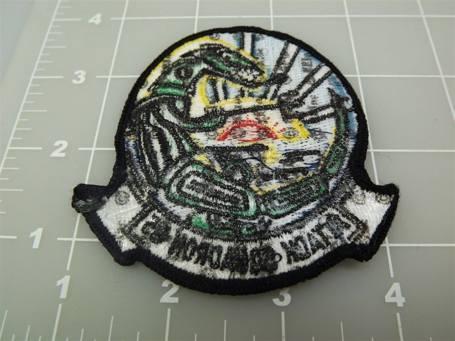 "BRAND NEW U.S. NAVY USN ATTACK SQUADRON 95 Patch 3 3/8"" 3"