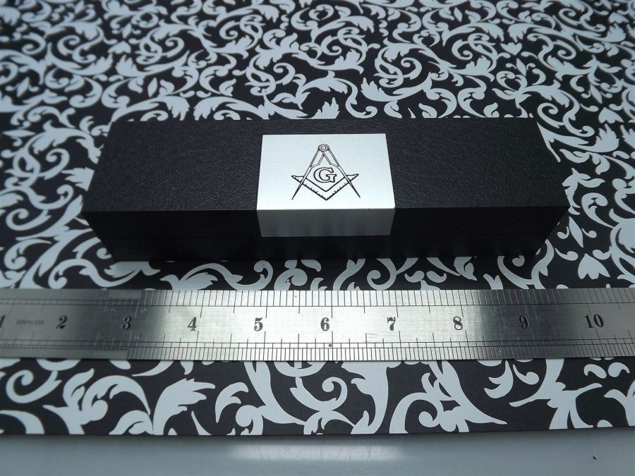 ONE BLUE LODGE PEN QUALITY HEAVY WEIGHT Mason Masonic F&AM GREAT OFFICER GIFT 3