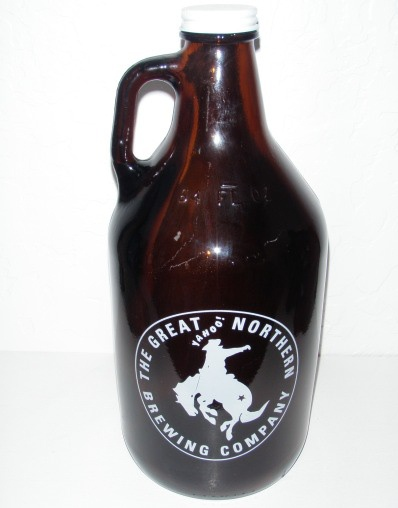 The Great Northern Brewery Growler