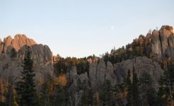 Day 4 – Driving Scenic Needles Highway, South Dakota