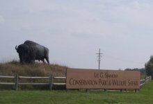 Trip Rewind Nebraska: Lee G Simmons Conservation Park & Wildlife Safari, Ashland Nebraska