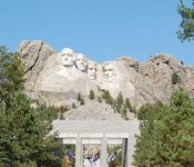 Day 5 – Visiting Mount Rushmore, South Dakota