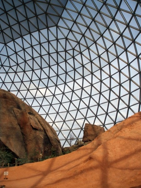Henry Doorly Zoo and Aquarium Desert Dome